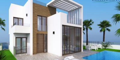 Villa  - New Build - Torrevieja - Spain