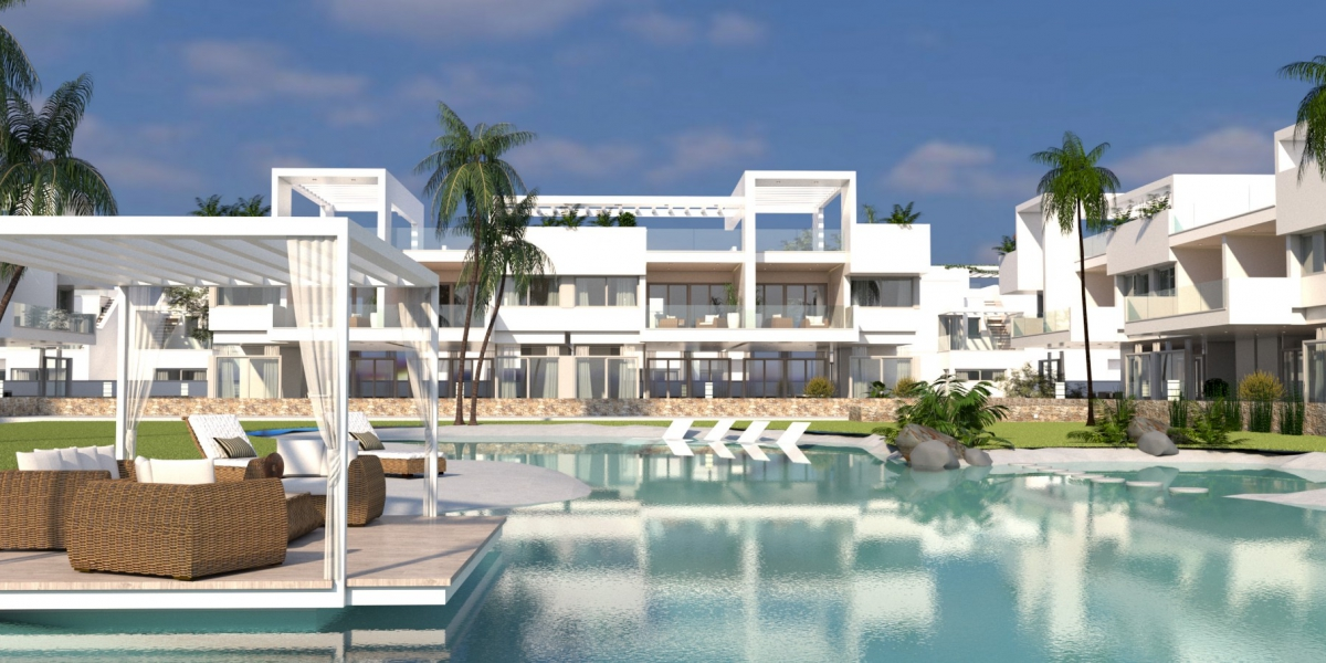 New Build - bungalow - Torrevieja - Spain