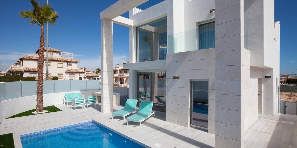 New Build - Luxury Villa  - Orihuela costa - Cabo Roig