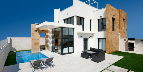Villa  - New Build - Orihuela costa - Cabo Roig