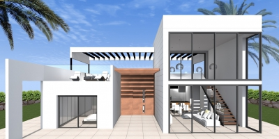 Luxury Villa  - New Build - Benidorm - Finestrat