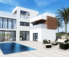 New Build - Luxury Villa  - Benidorm - Finestrat
